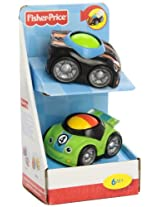 Fisher Price Lil' Zoomers Speedy Sportsters 2 pack