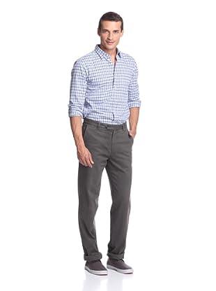 Ermenegildo Zegna Men's Casual Pant (Gray)