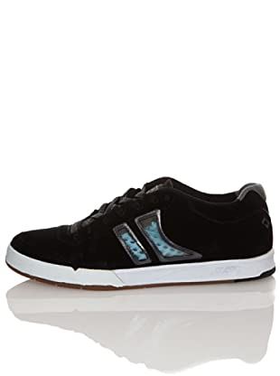 Globe Zapatillas Lift (Negro / Blanco)
