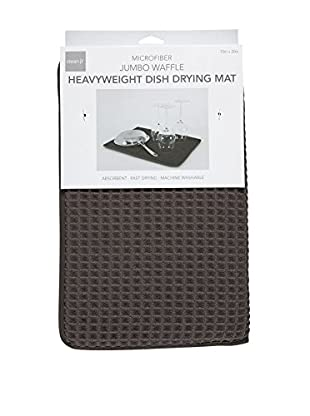 KAF Home Dish Drying Mat, Pewter