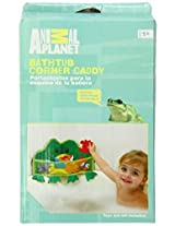 Animal Planet Corner Bath Toy Caddy, Frog By Animal Planet