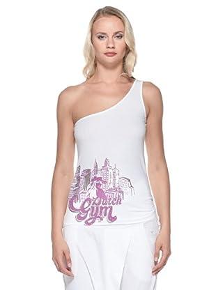 Camiseta Tirantes Antonietta (Blanco)