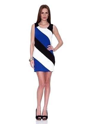 HHG Vestido Yvonne (Negro / Azul)