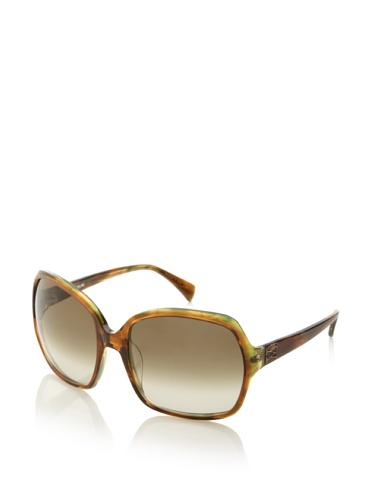 Vera Wang Women's V209 Sunglasses (Olive Tortoise)