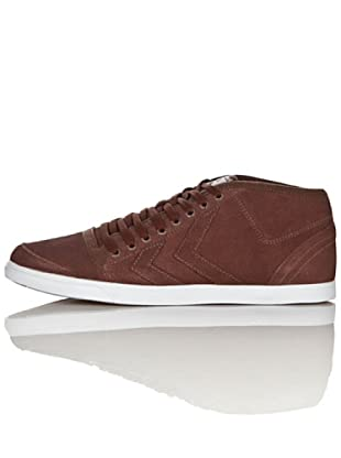Hummel Zapatillas Ten Star Smooth Media (Chocolate)