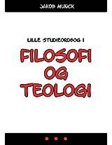 Lille Studieordbog I Filosofi Og Teologi