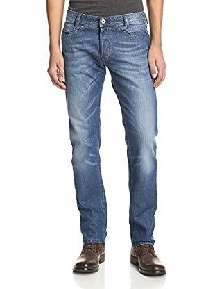 Diesel Men's Iakop Tapered 5 Pocket Jean