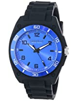 Caravelle New York  Sport Analog Champagne Dial Men's Watch - 45A116