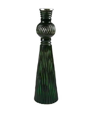 FusionZ Vanity Cut Candlestick (Green)