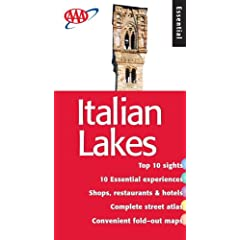 AAA Essential Guide: Italian Lakes (Aaa Essential Italian Lakes)