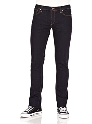 Nudie Jeans Pantalón Tube Kelly (Azul oscuro)