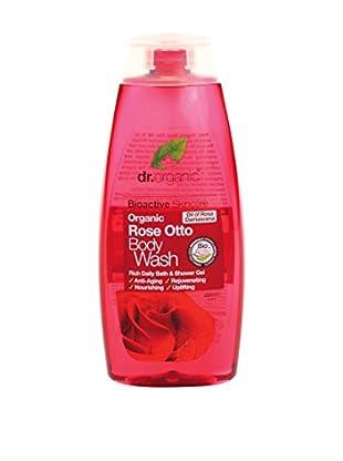 Dr Organic Gel Bagno Doccia Rose Otto 250 ml