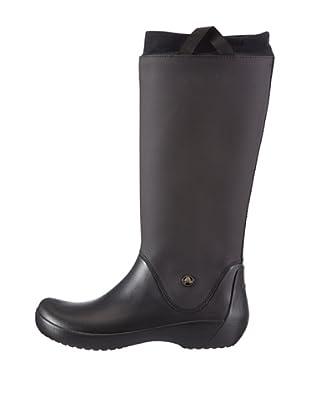 Crocs Botas Rainfloe Waterproof (Negro)
