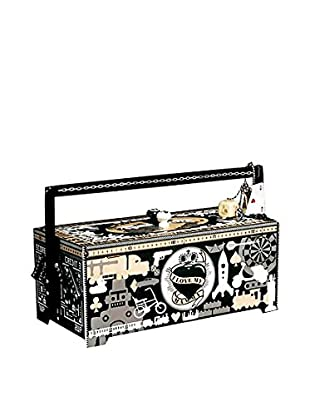 Seletti Fixing the World the Man's Secret Box, Black