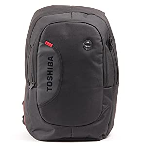 Toshiba IT-11-12-010 Backpack For 16 inch Laptop(Black)