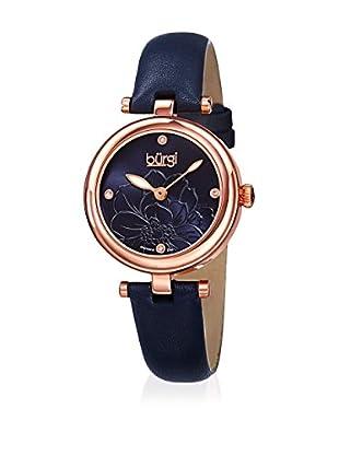 Bürgi Uhr mit japanischem Quarzuhrwerk Woman 32 mm