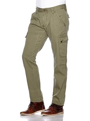 Tom Tailor Pantalón Lance (Verde)
