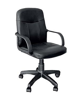 TUONI Bürostuhl Nino Dirigenziale schwarz