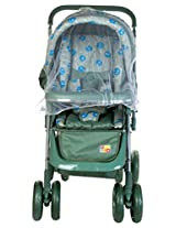 Mee Mee MM59 Baby Pram (Green)