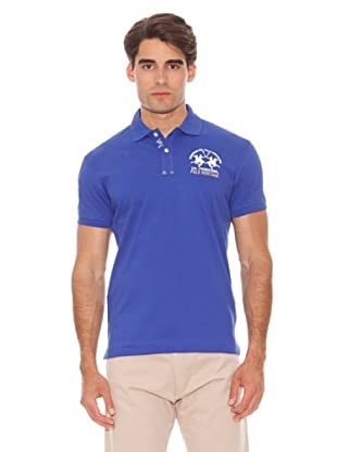 La Martina Polo Kanpa Corta (Azul)