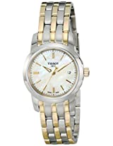 Tissot Women's T0332102211100 Analog Display Quartz Two Tone Watch