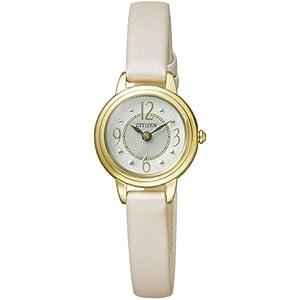 【クリックで詳細表示】[シチズン]CITIZEN 腕時計 CLETIA クレティア Eco-Drive エコ・ドライブ CLB37-1723 レディース