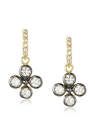 Belargo Cluster Drop Earrings