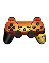 Lion King Design Ps3 Playstation 3 Controller Protector Skin Decal Sticker