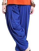 Ashmita Patiyala Salwar For Women-R.Blue
