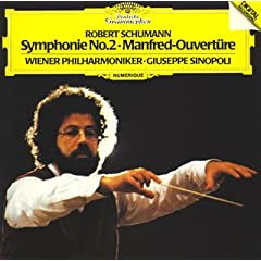 ジュゼッペ・シノーポリ指揮/ウィーン・フィル シューマン:交響曲第2番&マンフレッド序曲の商品写真
