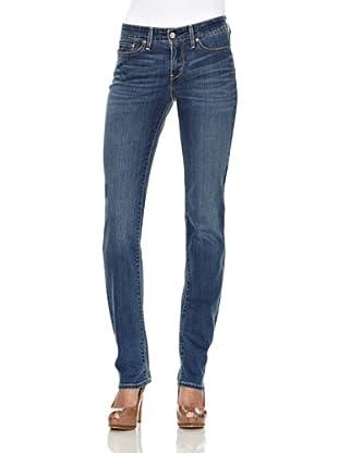 Levi´s Jeans Klassisch Slight Curve ID Slim 5-Pocket-Style (downpour)