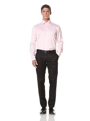 De Corato Men's Dress Shirt (Pink)