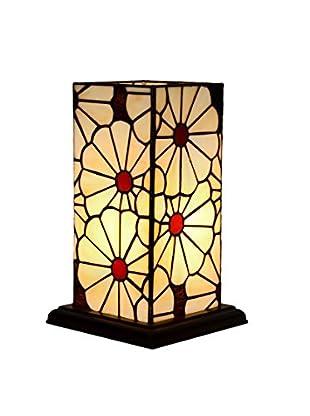 Arte Dal Mondo Nachtischlampe Adm Studio Flowers