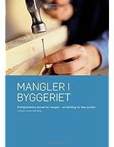 Mangler I Byggeriet