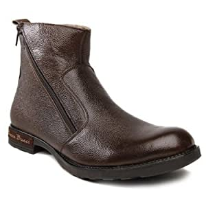 Bacca Bucci Leather High Ankle Length Boots