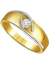 Diamond Men's Solitaire Ring SDR387