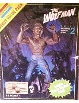 Revell Monogram The Wolfman Bonus Model Kit Skill Level 2