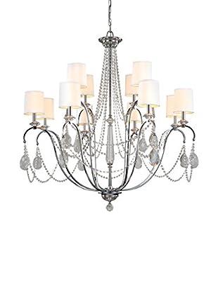 Troy Lighting Fountainbleau Chandelier, 12-Light