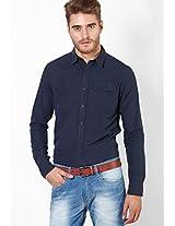 Navy Blue Casual Shirt Calvin Klein Jeans