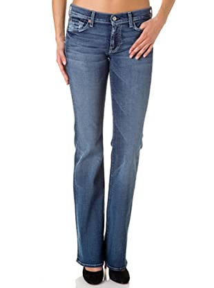 7 for all Mankind Jeans TBD Utili Capistrano Bootcut (Blau)