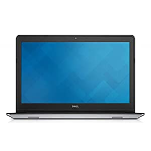 Dell Inspiron 5547 15-inch Laptop (Core i5-4210U/4GB/500GB HDD/Windows 8/2GB Graphics/with Bag), Silver