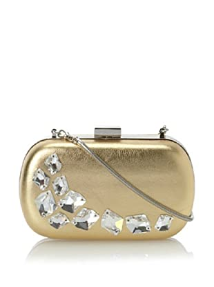 Inge Christopher Women's Vegas Embellished Minaudiere (Gold)