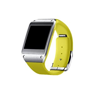 Samsung Galaxy Gear Smartwatch (Lime Green)