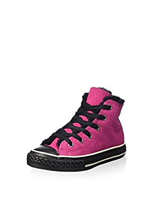 Converse Zapatillas abotinadas All Star Hi Suede Shearling