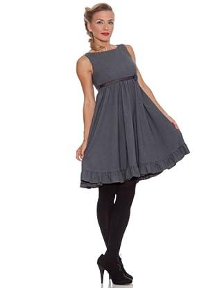 Divina Providencia Baby Doll Kleid (Blau)