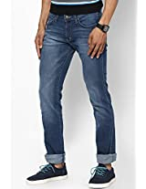 Dark Blue Slim Fit Jeans (Skanders)