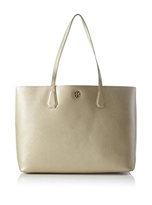 Tory Burch Bolso asa al hombro Perry Metallic