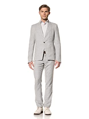 Marc Stone Men's Wagoner Blazer (Dark Gray)