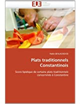 Plats Traditionnels Constantinois (Omn.Univ.Europ.)