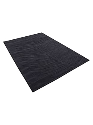 ABC Tappeti Alfombra Ht Farn (Gris)